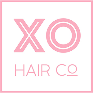 XO HAIR Co logo